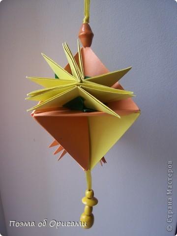 Астры цветут с конца июля до поздней осени. Благодаря подвеске и технике оригами они будут радовать ваш глаз круглый год. фото 1