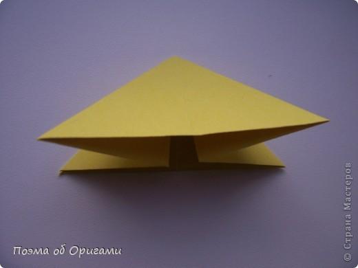 Астры цветут с конца июля до поздней осени. Благодаря подвеске и технике оригами они будут радовать ваш глаз круглый год. фото 21