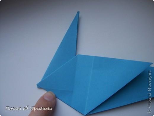 Этого дракона придумал Перри Бейли (США). На востоке драконы, несмотря на весь их грозный вид – это добрые силы, они - связующее звено между миром Земли и божественными Небесами. Кольцо или звезда имеет название «Восемь пятиугольников» и создана Таико Нивой (Япония). В данной интерпретации может быть окном или огненным кольцом, кому уж как больше нравиться:). фото 8