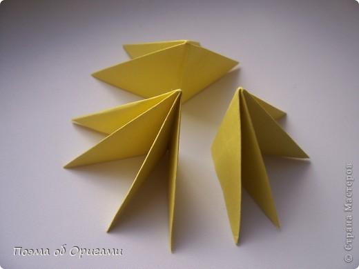 Астры цветут с конца июля до поздней осени. Благодаря подвеске и технике оригами они будут радовать ваш глаз круглый год. фото 23