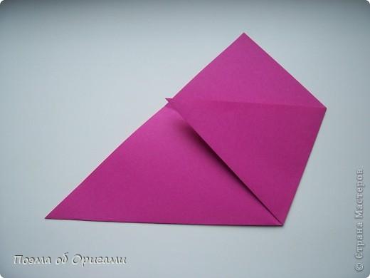 Подсолнухи как символ солнца и одновременно прощание с окончательно ушедшим от нас в этом году теплым летом. Этот чудесный оригами подсолнух придумала Нилва Пиллан (Италия). фото 25