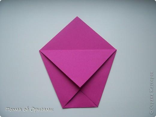 Подсолнухи как символ солнца и одновременно прощание с окончательно ушедшим от нас в этом году теплым летом. Этот чудесный оригами подсолнух придумала Нилва Пиллан (Италия). фото 27