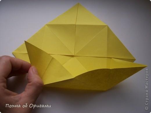 Астры цветут с конца июля до поздней осени. Благодаря подвеске и технике оригами они будут радовать ваш глаз круглый год. фото 5
