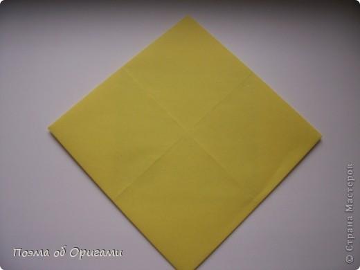 Подсолнухи как символ солнца и одновременно прощание с окончательно ушедшим от нас в этом году теплым летом. Этот чудесный оригами подсолнух придумала Нилва Пиллан (Италия). фото 5