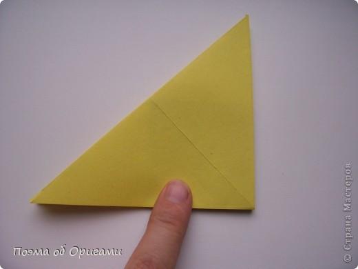 Подсолнухи как символ солнца и одновременно прощание с окончательно ушедшим от нас в этом году теплым летом. Этот чудесный оригами подсолнух придумала Нилва Пиллан (Италия). фото 7