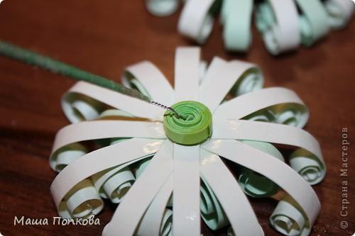 Нашла где-то далеко в интернете такие цветочки, правда там всё на японском... Поэтому с размерами немного... в общем немного от себе, немного от сайта:) А как их назвать? фото 13
