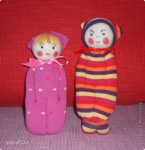Куклы Тили и Тито фото 1
