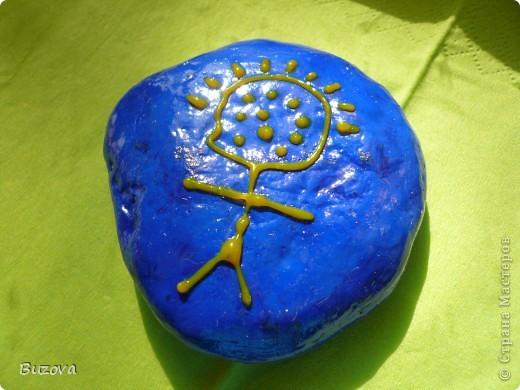 рисунки на камнях фото 2