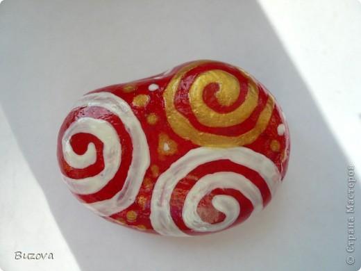 рисунки на камнях фото 9