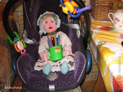Кукла Маша- из сказки Маша и медведь. фото 5