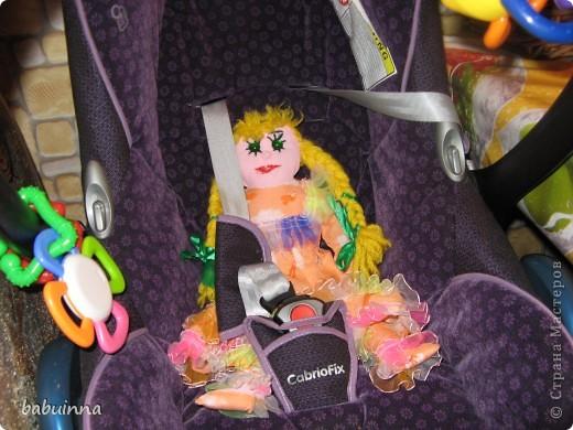 Кукла Маша- из сказки Маша и медведь. фото 6