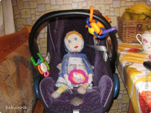 Кукла Маша- из сказки Маша и медведь. фото 7