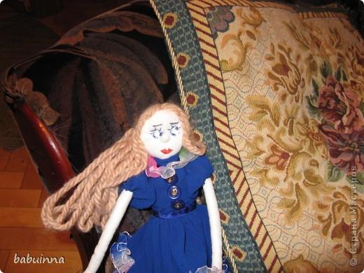 Кукла Маша- из сказки Маша и медведь. фото 8