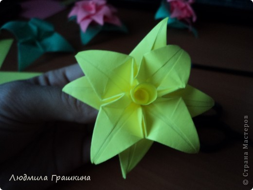 цветы для кусудамы фото 23