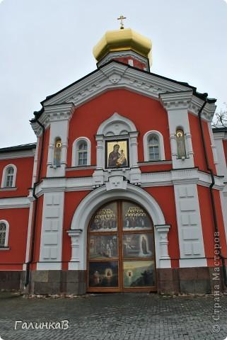 Стены монастыря фото 3