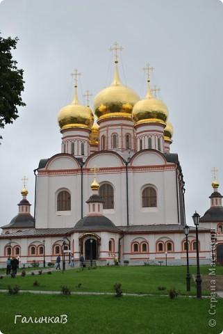 Стены монастыря фото 4