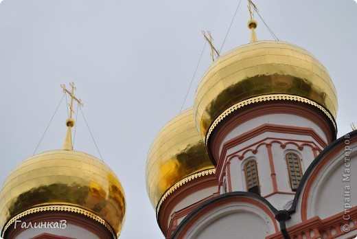 Стены монастыря фото 8
