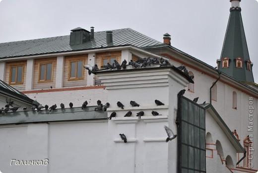 Стены монастыря фото 19