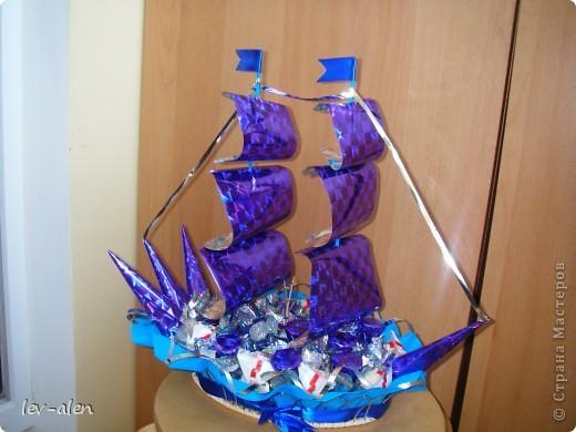 Кораблик на день рождения фото 2