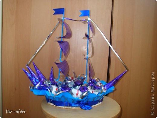 Кораблик на день рождения фото 1