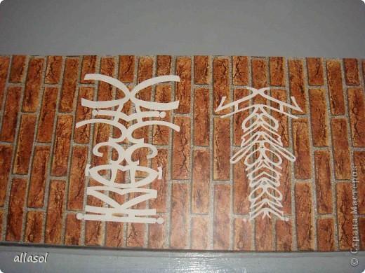 Идея с курсов по бумагопластике. фото 8