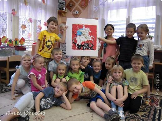 Герб Москвы фото 2