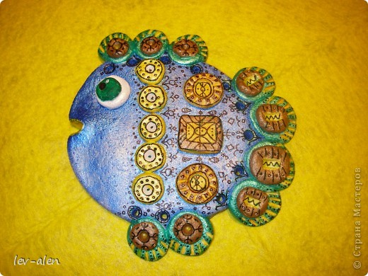 Рыбка заморская фото 1