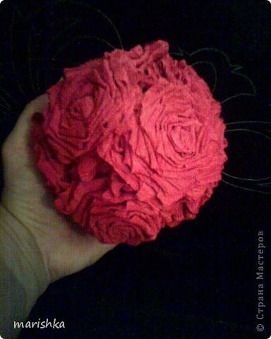 Розовый шарик фото 1