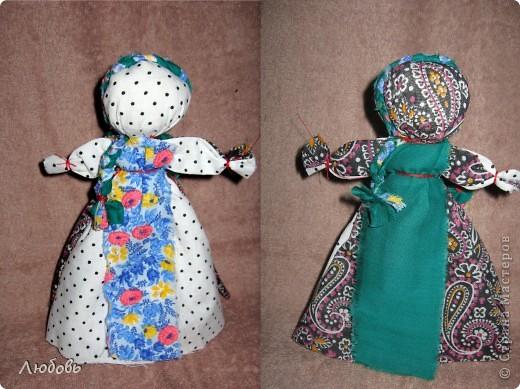 Учусь делать народные куклы. | Страна