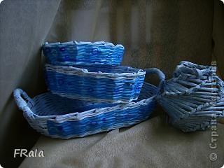Комплект в голубом фото 2