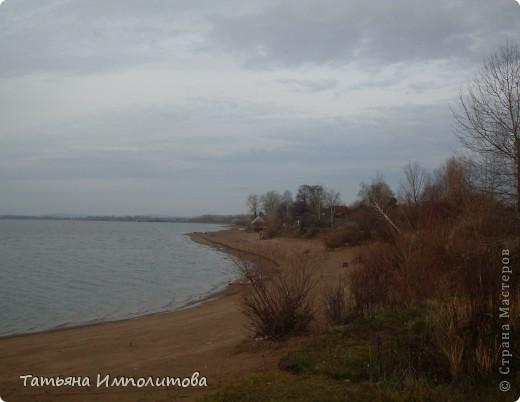 Приглашаю на прогулку по берегу реки Кама фото 7