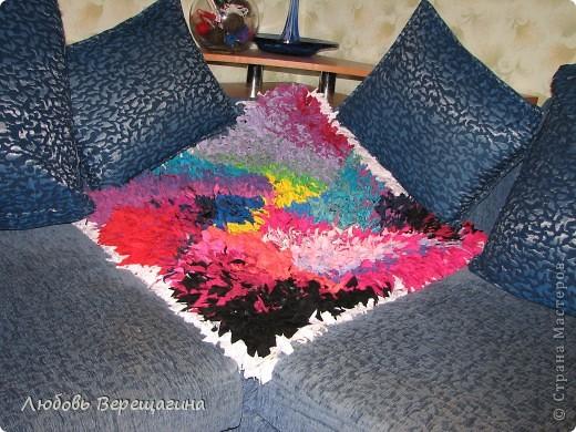 размер рамки зависит от размера коврика фото 20