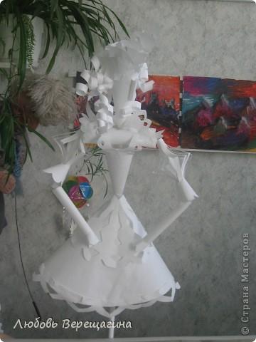 Танечка Хлыповка. Макет магазина из упаковки сотового телефона фото 6