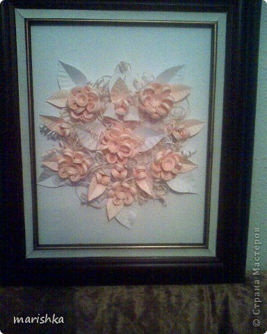 Букет нежных цветов для невесты. фото 1