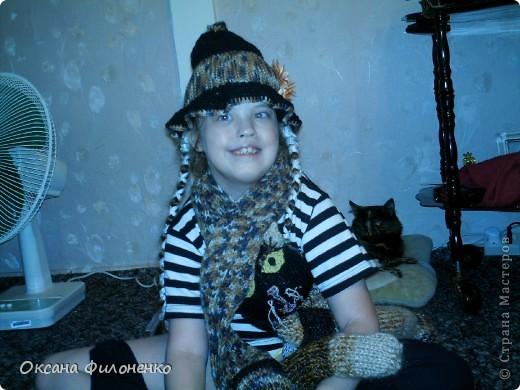 шарф-кот фото 4