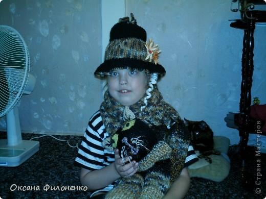 шарф-кот фото 1