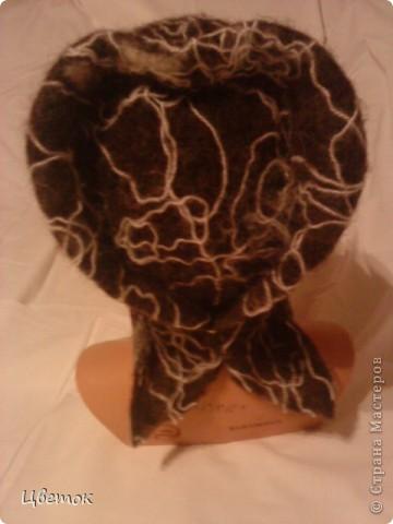 Вот такая теплая шапочка. фото 2