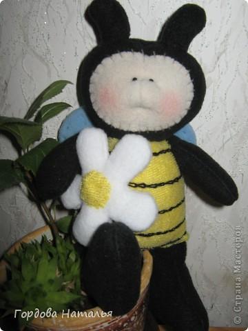 Пчелка Жужа фото 1