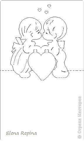 pop-up открытка брату на свадьбу фото 6