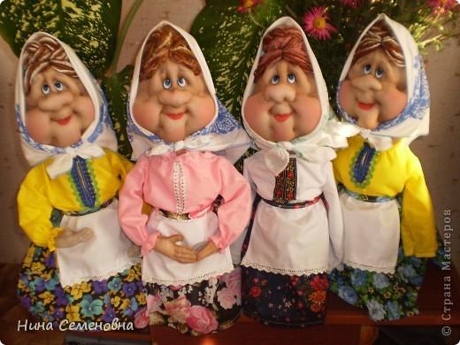Ансамбль Сударушки милые добрые бабульки