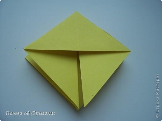 Несмотря на то, что бумага была изобретена в Китае, оригами не получило там такого распространения, как в Японии. В Китае существует совсем небольшой набор сложенных из бумаги изделий, которые можно для этой страны можно считать традиционными. Шанхайская ваза один из таких примеров. фото 19