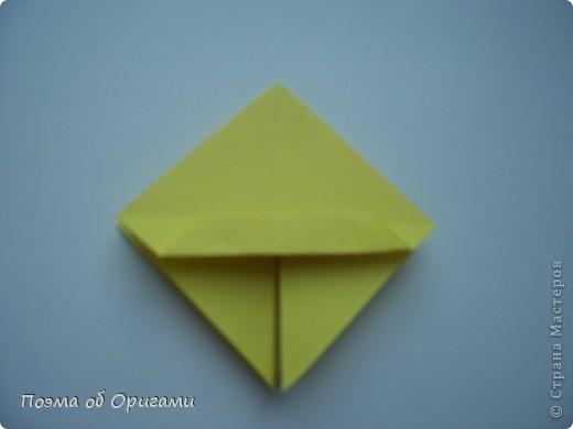 Несмотря на то, что бумага была изобретена в Китае, оригами не получило там такого распространения, как в Японии. В Китае существует совсем небольшой набор сложенных из бумаги изделий, которые можно для этой страны можно считать традиционными. Шанхайская ваза один из таких примеров. фото 21