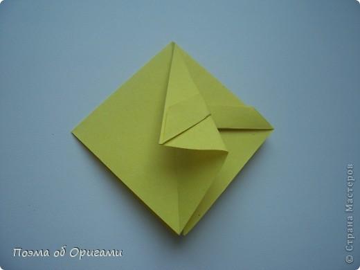 Несмотря на то, что бумага была изобретена в Китае, оригами не получило там такого распространения, как в Японии. В Китае существует совсем небольшой набор сложенных из бумаги изделий, которые можно для этой страны можно считать традиционными. Шанхайская ваза один из таких примеров. фото 23