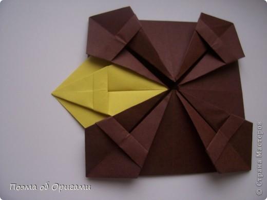 Несмотря на то, что бумага была изобретена в Китае, оригами не получило там такого распространения, как в Японии. В Китае существует совсем небольшой набор сложенных из бумаги изделий, которые можно для этой страны можно считать традиционными. Шанхайская ваза один из таких примеров. фото 26