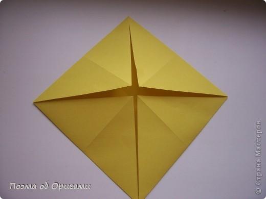 Несмотря на то, что бумага была изобретена в Китае, оригами не получило там такого распространения, как в Японии. В Китае существует совсем небольшой набор сложенных из бумаги изделий, которые можно для этой страны можно считать традиционными. Шанхайская ваза один из таких примеров. фото 36