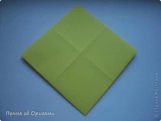 Несмотря на то, что бумага была изобретена в Китае, оригами не получило там такого распространения, как в Японии. В Китае существует совсем небольшой набор сложенных из бумаги изделий, которые можно для этой страны можно считать традиционными. Шанхайская ваза один из таких примеров. фото 37