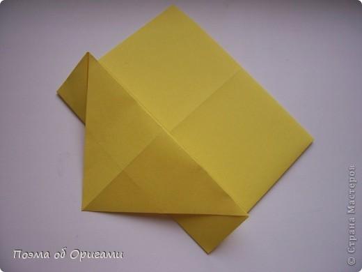 Несмотря на то, что бумага была изобретена в Китае, оригами не получило там такого распространения, как в Японии. В Китае существует совсем небольшой набор сложенных из бумаги изделий, которые можно для этой страны можно считать традиционными. Шанхайская ваза один из таких примеров. фото 38