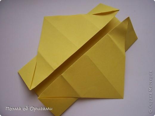 Несмотря на то, что бумага была изобретена в Китае, оригами не получило там такого распространения, как в Японии. В Китае существует совсем небольшой набор сложенных из бумаги изделий, которые можно для этой страны можно считать традиционными. Шанхайская ваза один из таких примеров. фото 41