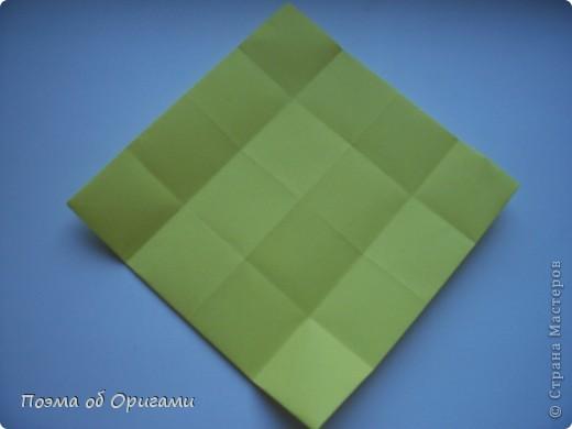 Несмотря на то, что бумага была изобретена в Китае, оригами не получило там такого распространения, как в Японии. В Китае существует совсем небольшой набор сложенных из бумаги изделий, которые можно для этой страны можно считать традиционными. Шанхайская ваза один из таких примеров. фото 42