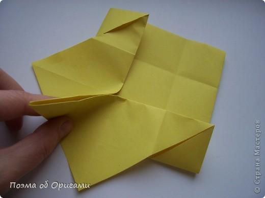 Несмотря на то, что бумага была изобретена в Китае, оригами не получило там такого распространения, как в Японии. В Китае существует совсем небольшой набор сложенных из бумаги изделий, которые можно для этой страны можно считать традиционными. Шанхайская ваза один из таких примеров. фото 43